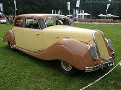 1936 Panhard and Levassor Dynamic