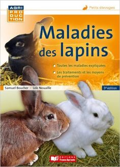 Amazon.fr - Maladies des lapins - Samuel Boucher, Loïc Nouaille - Livres