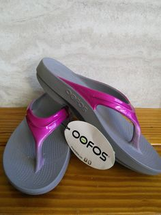 28ec4532027ef My Oolala OOFOS Are Crazy Comfortable. Comfortable Sandals