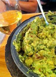 BABALU's guacamole recipe