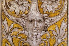 Mantegna, autoritratto nascosto in una decorazione della camera degli sposi