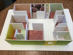 Math house project