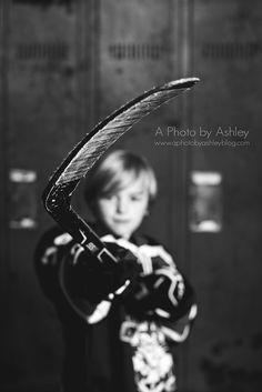 WSYHA  U10 Squirt Travel Portraits Winston-Salem, NC Wedding & Family Photographer A Photo by Ashley White Rust Studio - Youth Hockey - Easton Hockey - CCM Hockey - Bauer - Hockey Stick - Hockey Portrait