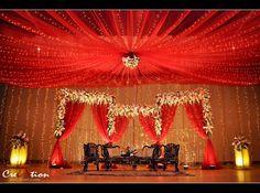 Wedding backdrop ceremony backgrounds chuppah ideas for 2019 Marriage Decoration, Wedding Stage Decorations, Backdrop Decorations, Wedding Centerpieces, Wedding Mandap, Wedding Ceremony Backdrop, Reception Party, Bengali Wedding, Desi Wedding