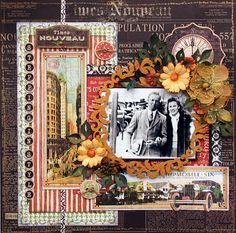 Graphic 45 Creations - Maggi Harding - Picasa Web Albums