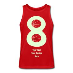 Fearless spoke basketball clothes Get More Info Here Basketball Tattoos, Basketball Drills, Basketball Players, Red Dot Scope, Number 8, Red Dots, Sport T Shirt, Your Design, Athletic Tank Tops