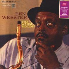 Ben Webster The Warm Moods LP Vinil 180 Gramas Pure Pleasure Records Reprise Pallas Germany 2016 EU - Vinyl Gourmet