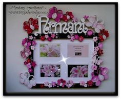 photo frames  any size www.ivyjade.webs.com facebook - fantasy creations