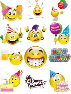 IPad Screenshot 2 Sylvia R EMOJI Related Image Happy Birthday