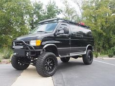 Ujointoffroad Off Road Vehicle4x4 VanConversion