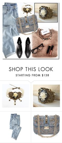 """#5"" by aida-nurkovic ❤ liked on Polyvore featuring Wrap and Valentino"