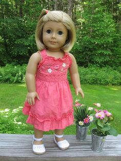 Great tutorial on upcycling darling toddlers thrift shop clothing into doll clothes of all types!