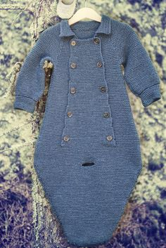 Vauvan neulehaalari 74 cm Novita 7 Veljestä| Novita knits