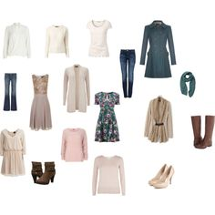 Soft summer - a neutral toned wardrobe