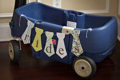 necktie birthday party ideas. Cute!!
