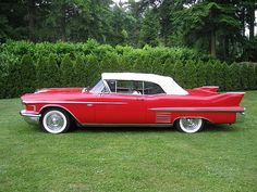 1958CadillacSeries 62Convertible