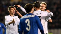 Schuerrle nets twice for five-star GermanySee full details