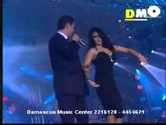 رامي عياش & مايا دياب - الشمس بتشرق - YouTube
