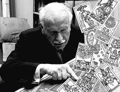 """""""Jung e o tarot: quando o inconsciente se traduz nas cartas""""."""