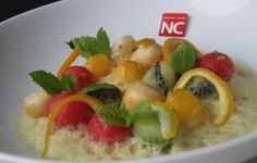 Macedonia de frutas | Recetas de Cocina