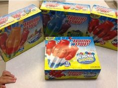 Bomb Pop - find out about the all new flavors of this old favorite and plan you party with these party planning ideas.