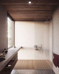 Minimalist Home Interior .Minimalist Home Interior Bathroom Interior Design, Decor Interior Design, Interior Plants, Interior Ideas, Bathroom Inspiration, Interior Design Inspiration, Minimalist Home, Minimalist Bathroom, Minimalist Design