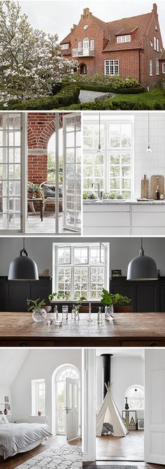 Hemnetgodis Simrishamnsvägen - Decorate Your Life, Decorate Your Style Interior Architecture, Interior And Exterior, Loft House, Interior Design Living Room, My Dream Home, Home And Living, Future House, Beautiful Homes, Modernism