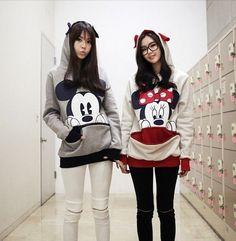 Blusão Mickey e Minnie - Bela…