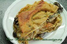 Vegan Kochen mit Ente » Gemüselasagne