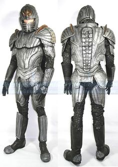Necromonger armor- I like the style, actually.