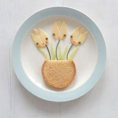 Edible Art By Sandra Van Den Broek