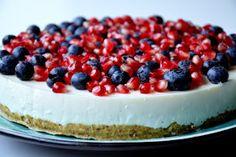 Nordlige Nefer: LCHF : Cheesecake