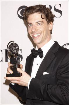 Tony winner Christian Borle #starstuff #TonyAwards