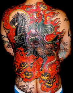Talk about sources, references, inspirations and ideas for your tattoo designs here. Neo Tattoo, Sick Tattoo, Tattoo Art, Small Girl Tattoos, Tattoos For Guys, Tattoo Design Book, American Style Tattoo, Chest And Back Tattoo, Asian Men Long Hair