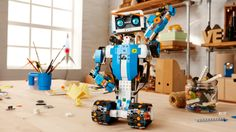 Lego apprend aux enfants à coder avec #LegoBost. je trouve cela génial ! Nous avons tous rêvé petits que nos créations Lego viennent à la vie et bientôt ne pas savoir coder sera aussi handicapant que ne pas avoir son permis de conduire.
