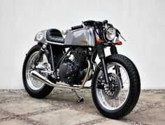 2000 SUZUKI THUNDER 250 'THE BOUNDARIES' – STUDIO MOTOR – RACING CAFE