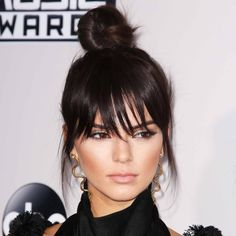 Kendall Jenner with a dream fringe American Music Awards