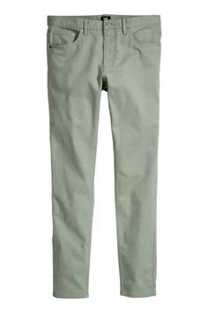 Pantalon en twill Skinny fit