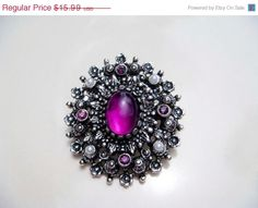 On Sale Vintage Sarah Coventry Catherine by PaganCellarJewelry, $11.99 #PFTpin2win