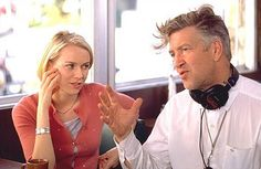 Naomi Watts & David Lynch - Mulholland Drive