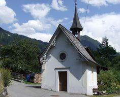 St. Gallenkirch, Lourdeskapelle (Bludenz) Vorarlberg AUT