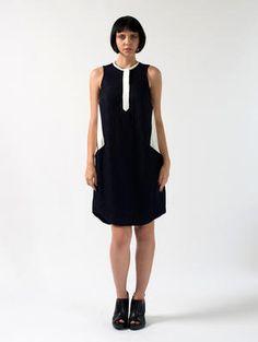 Hannah Dress victory Patterns Sample