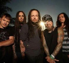 Korn, proud to have an entire sleeve inked to dedicate to these guys! couldn't be more proud!!!