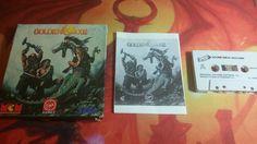 GOLDEN AXE SPECTRUM ENVÍO 24/48H CAJA BOXED | eBay