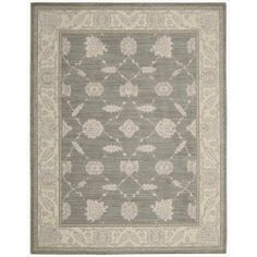 New Horizon HRZ01 Rectangle Rug, 2.6-Feet by 12-Feet, Pewter by New Horizon. $281.99. Machine woven area rug. 100% New Zealand Wool. 100% new zealand wool. Imported from china. Bring a touch of classic elegance to any setting with this beautiful collection of 100% wool rugs. Features richly detailed patterns in muted colors and understated tones that are subtle yet memorable.