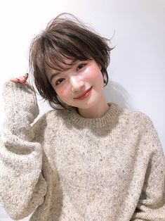 【顔型診断】顔の特徴からあなたにピッタリの髪型が分かる…♡ in 2020 Pixie Haircut For Thick Hair, Cut My Hair, Short Hair Cuts, Kids Short Haircuts, Short Haircut Styles, Asian Short Hair, Girl Short Hair, Cute Girls Hairstyles, Short Hairstyles For Women