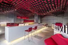 Mylines Hotel | LYCS Architecture | Archinect