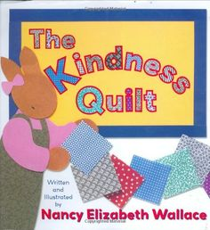 The Kindness Quilt. Create a paper quilt picturing many acts of kindness. Teaching Kindness, Kindness Activities, Learning Activities, Teaching Ideas, Primary Teaching, Letter Activities, Time Activities, Summer Activities, Projects For Kids