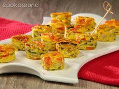Frittata di verdure al forno: Ricette di Cookaround | Cookaround