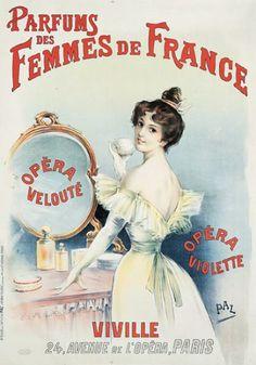 Parfums des Femmes de France: Pal